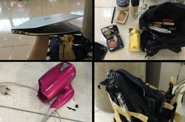 Thai airline offers measly 2,000 baht compo for destroying passenger's luggage